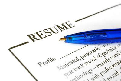Example of what to write under objective on a resume
